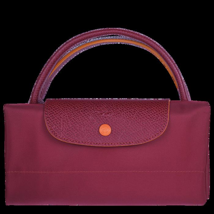 Travel bag L Le Pliage Club Garnet Red (L1624619209) | Longchamp DK