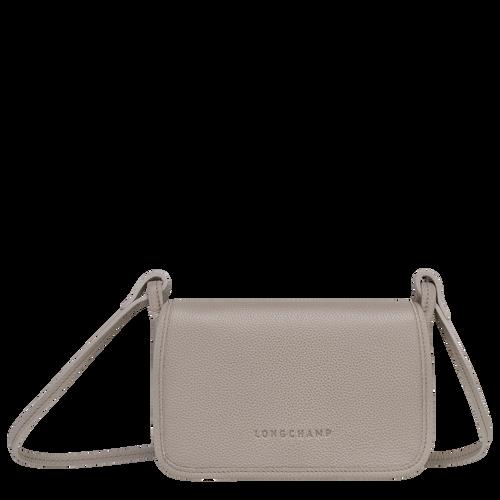 Wallet on chain Le Foulonné Turtledove (10133021P55) | Longchamp DK