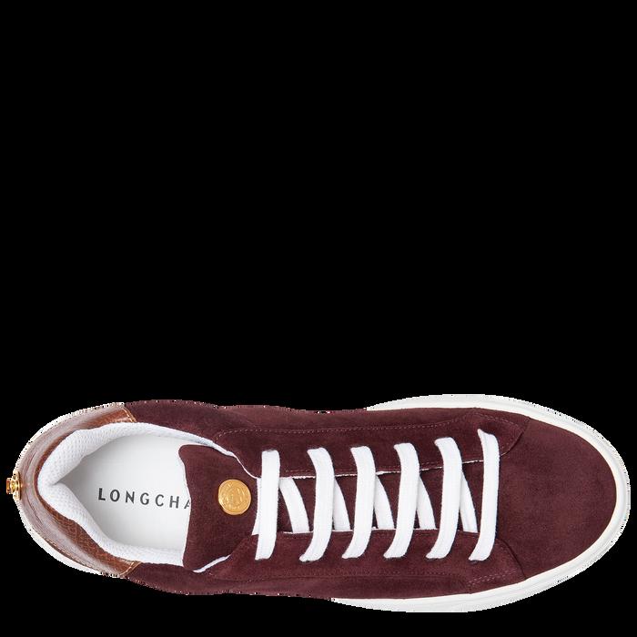 Sneaker, Mahagoni - Ansicht 4 von 5 - Zoom vergrößern