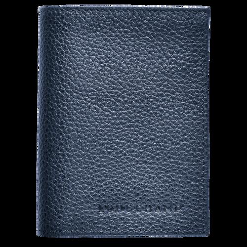 Le Foulonné 卡片夾, 海軍藍色
