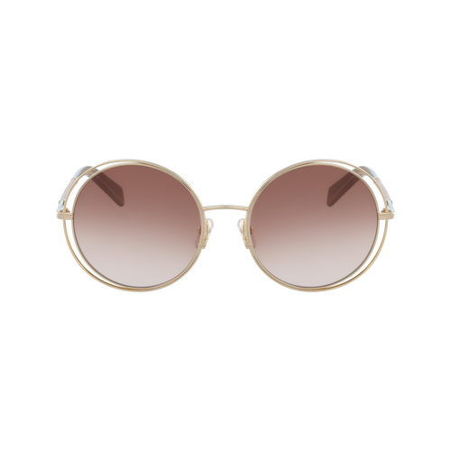 Lunettes Solaires, 724 Or Rose, hi-res