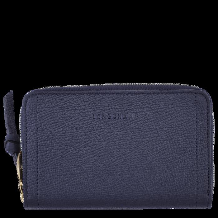 Mailbox Compact wallet, Navy