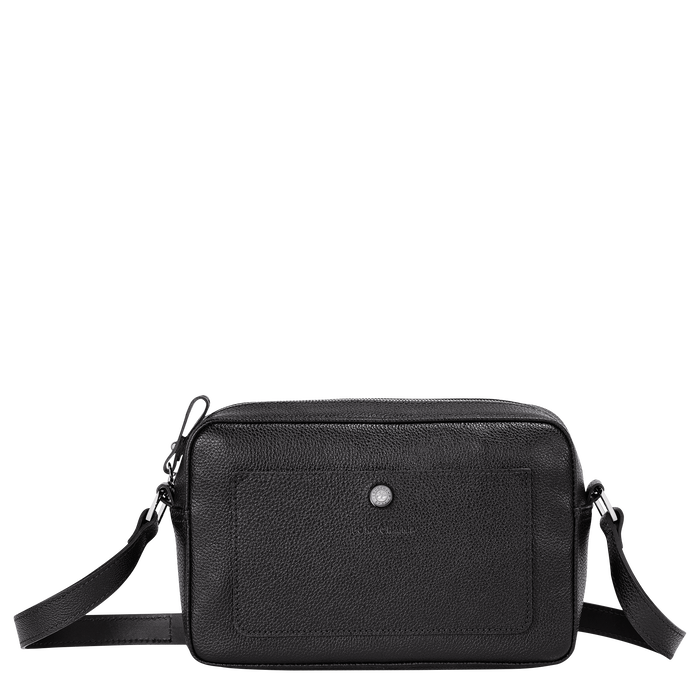 Le Foulonné 系列 斜揹袋 S, 黑色
