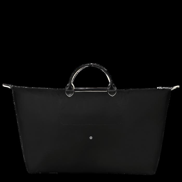 Reisetasche XL, Schwarz/Ebenholz - Ansicht 3 von 4 - Zoom vergrößern