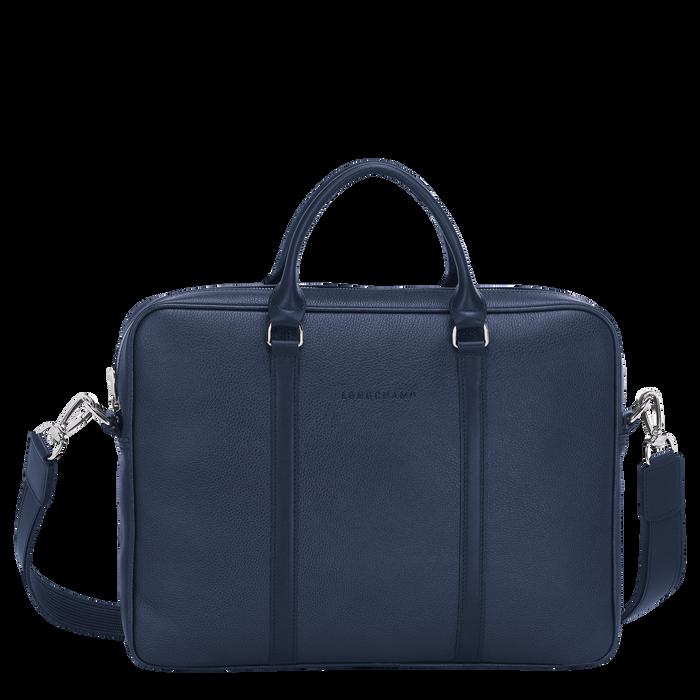 Le Foulonné 公事包 XS, 海軍藍色