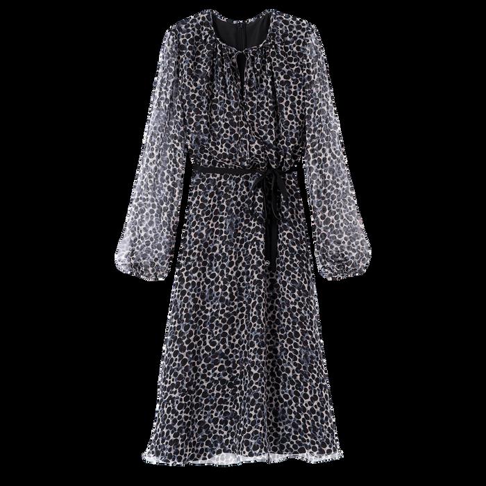 Midi dress, Mahogany - View 1 of  2 - zoom in