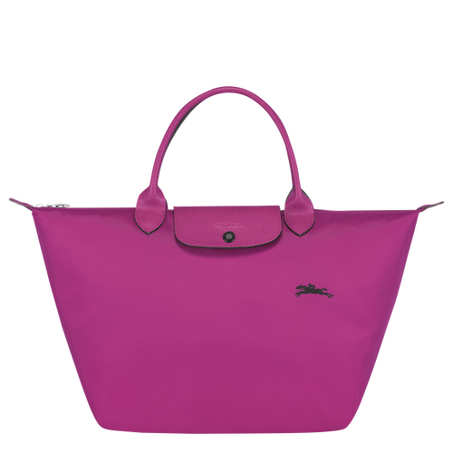 Top handle bag M, Fuchsia - View 1 of  5 -