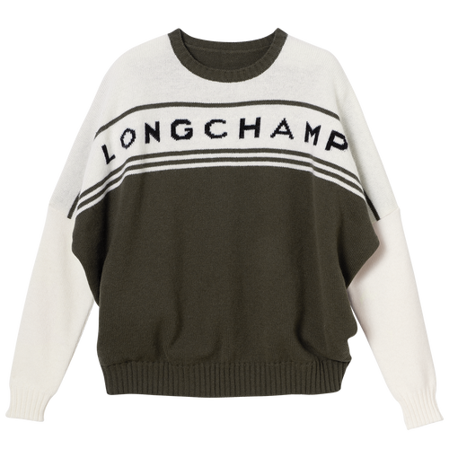 Pullover, Ivory/Lichen - View 1 of 1 -