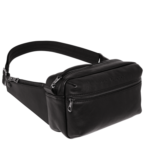 View 2 of Belt bag, Black, hi-res