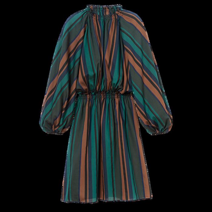 드레스, Longchamp Green - 1 이미지 보기 1 - 확대하기