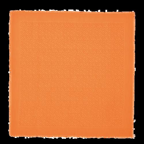 Shawl, Orange, hi-res - View 1 of 1