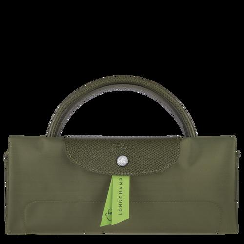 Le Pliage Green 旅行袋 L, 森林綠