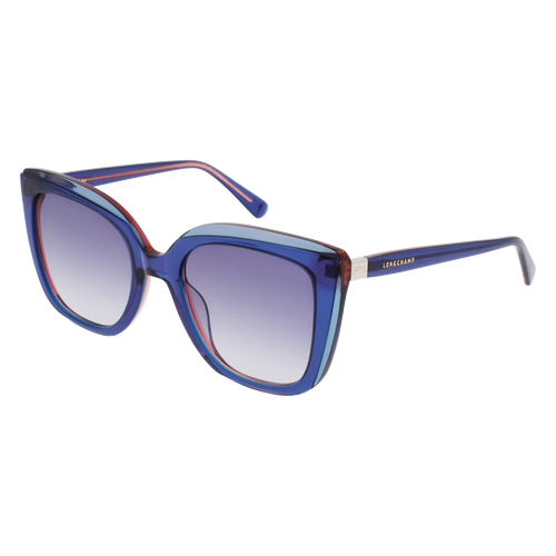 Glasses Sunglasses, Blue
