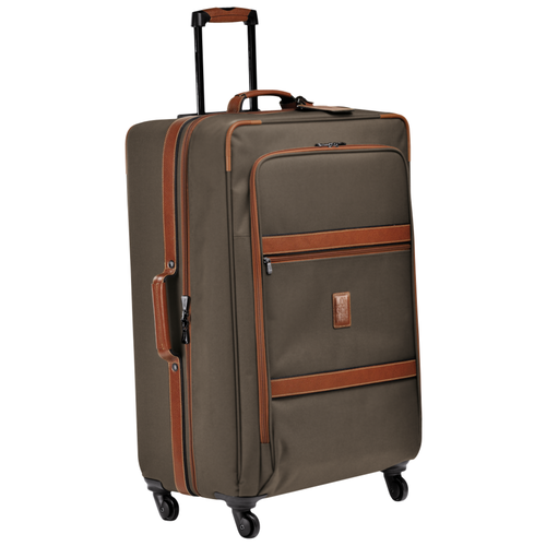 View 2 of Wheeled suitcase L, 042 Brown, hi-res