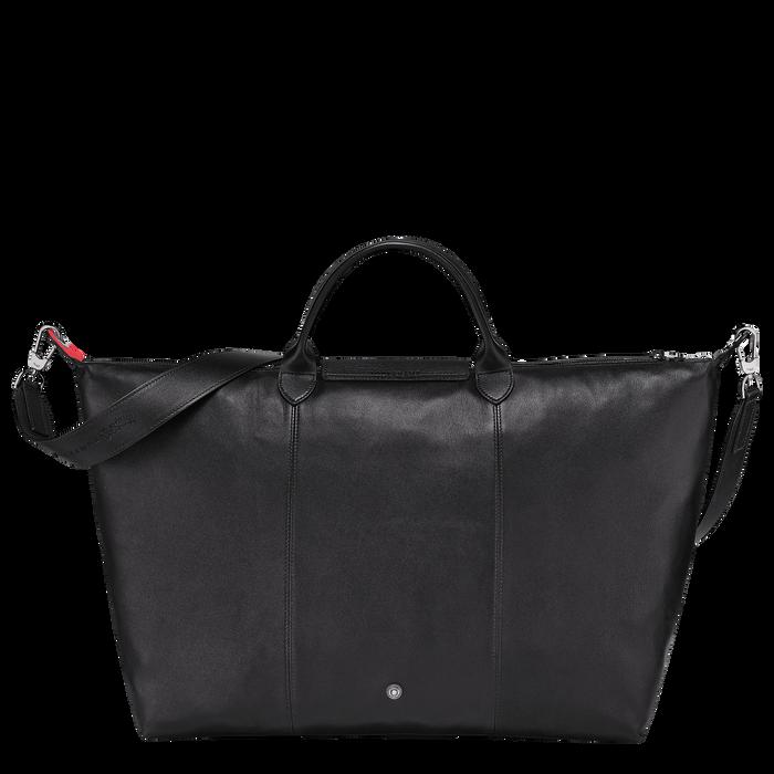 Bolsa de viaje L, Negro/Ébano - Vista 3 de 3 - ampliar el zoom
