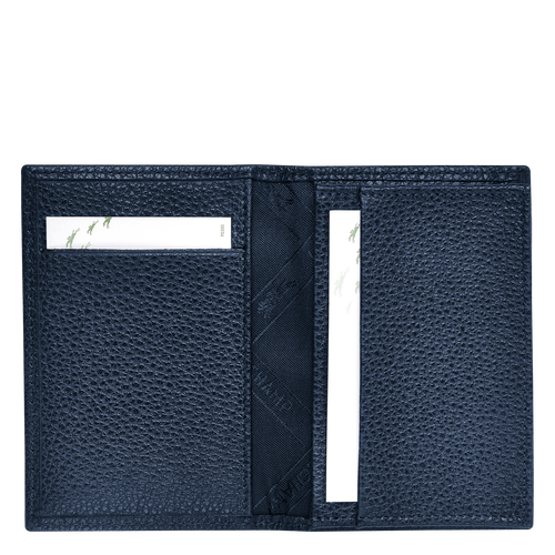 Card holder, Navy - View 3 of  3 -
