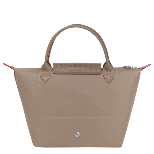 Top handle bag S, Brown, hi-res - View 3 of 4
