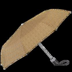 Retractable umbrella