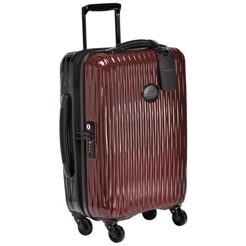 Kleine Koffer mit Rollen, A86 Schwarz/ Lackrot, hi-res