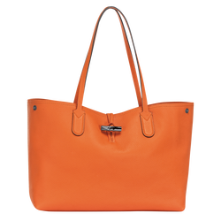 Essential Shoulder bag L, 017 Orange, hi-res