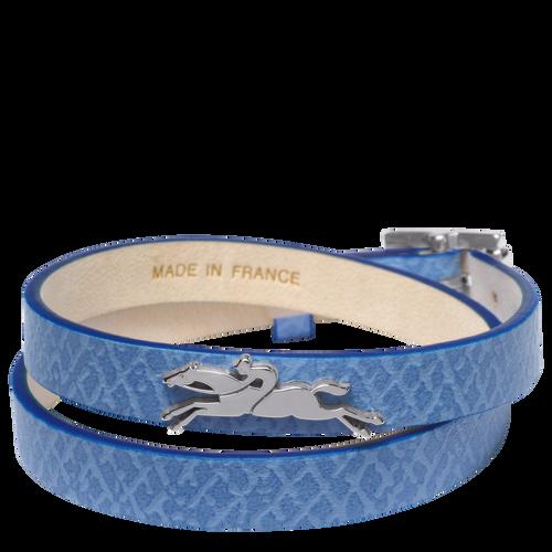 Vue 1 de Bracelet double tours, Bleu, hi-res
