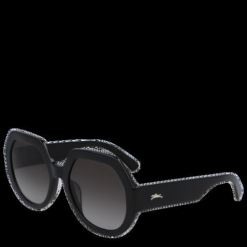 Sunglasses, Ebony - View 3 of 3.0 -