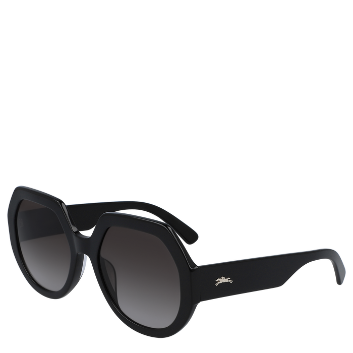 Sunglasses, Ebony - View 3 of 3.0 - zoom in