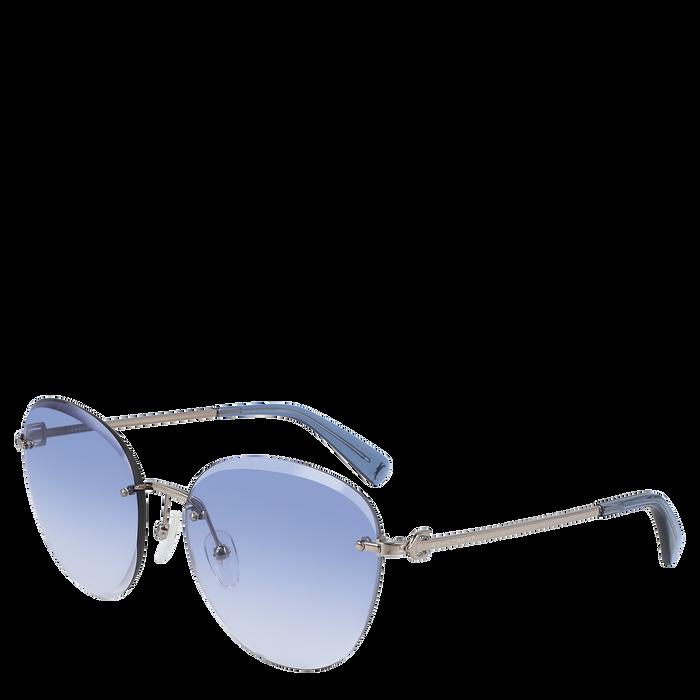 Colección otoño-invierno 2020 Gafas de sol, Dorado/Azul