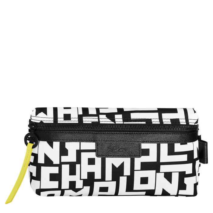 Pouch, Black/White - View 1 of 3 - zoom in