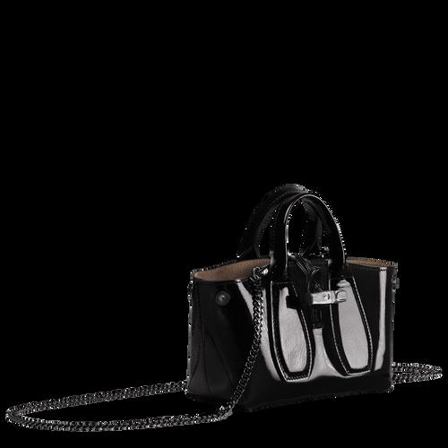 View 2 of Top handle bag S, Black, hi-res