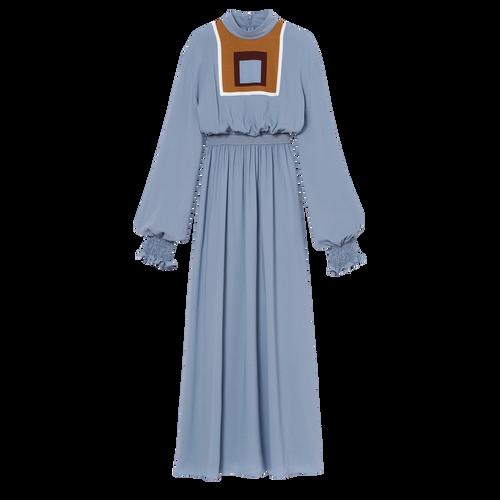 Robe longue, Nuage - Vue 1 de 1 -