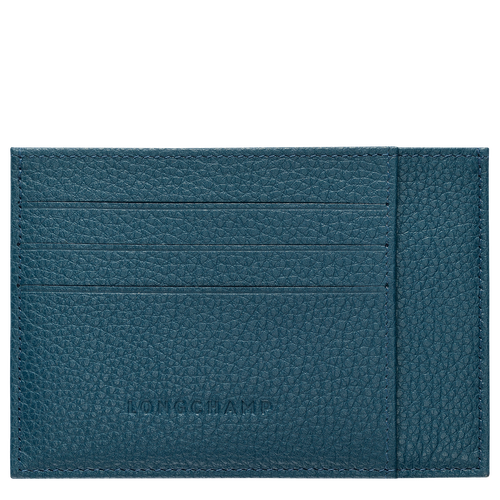 View 1 of Cardholder, Duck Blue, hi-res