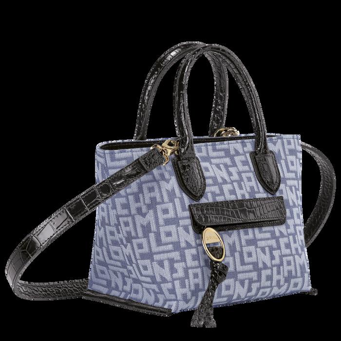 Top handle bag S, Blue - View 2 of 3 - zoom in