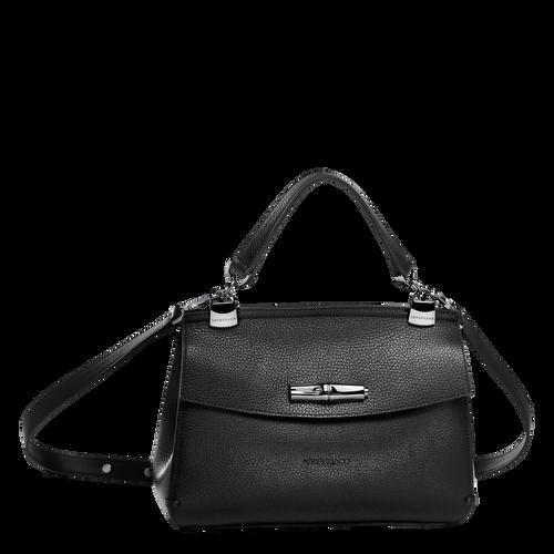 Crossbody bag, 001 Black, hi-res