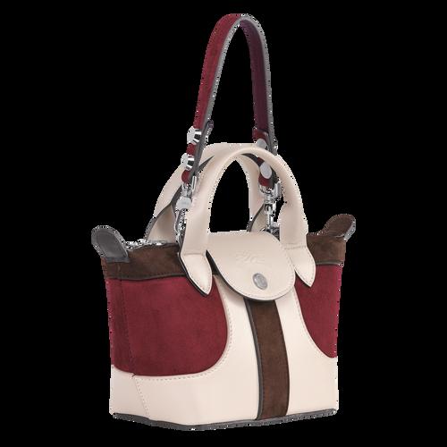 Top handle bag, Brandy, hi-res - View 2 of 3