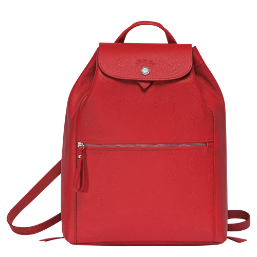 View 1 of Backpack, 517 Red Orange, hi-res