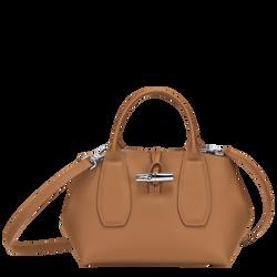 Top handle bag S, Natural, hi-res