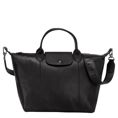 Top handle bag M, Black - View 1 of  5 -