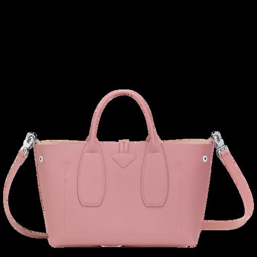 Tas met handgreep aan de bovenkant M, Antiek roze - Weergave 4 van  4 -