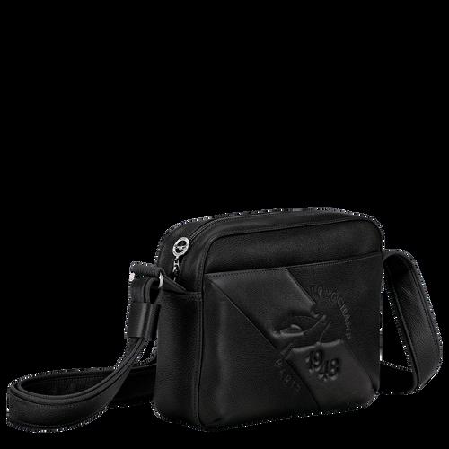 Crossbody bag, Black/Ebony - View 2 of  3 -