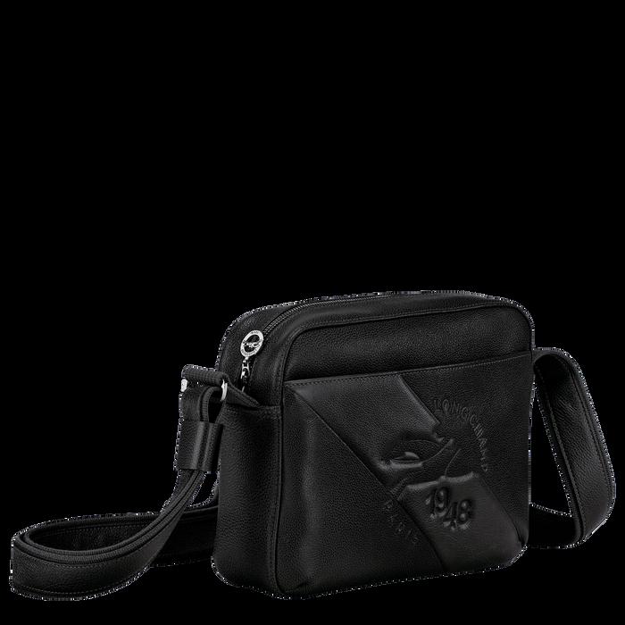Crossbody bag, Black/Ebony - View 2 of  3 - zoom in