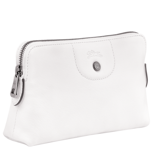 View 2 of Pouch, White, hi-res
