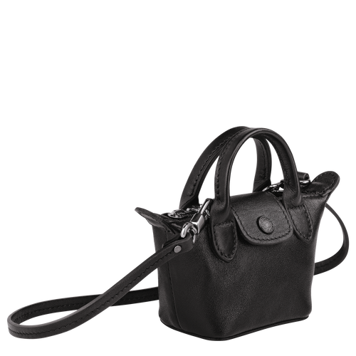 Crossbody bag XS, Black/Ebony - View 2 of  4 -