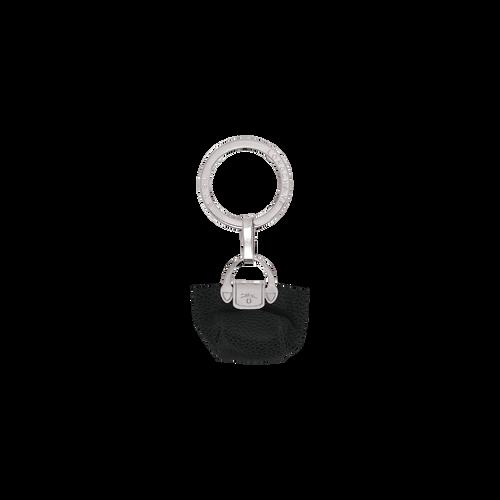 鑰匙圈, 黑色, hi-res - View 1 of 1