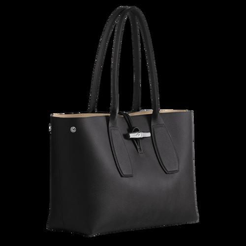 View 3 of Shoulder bag, Black, hi-res