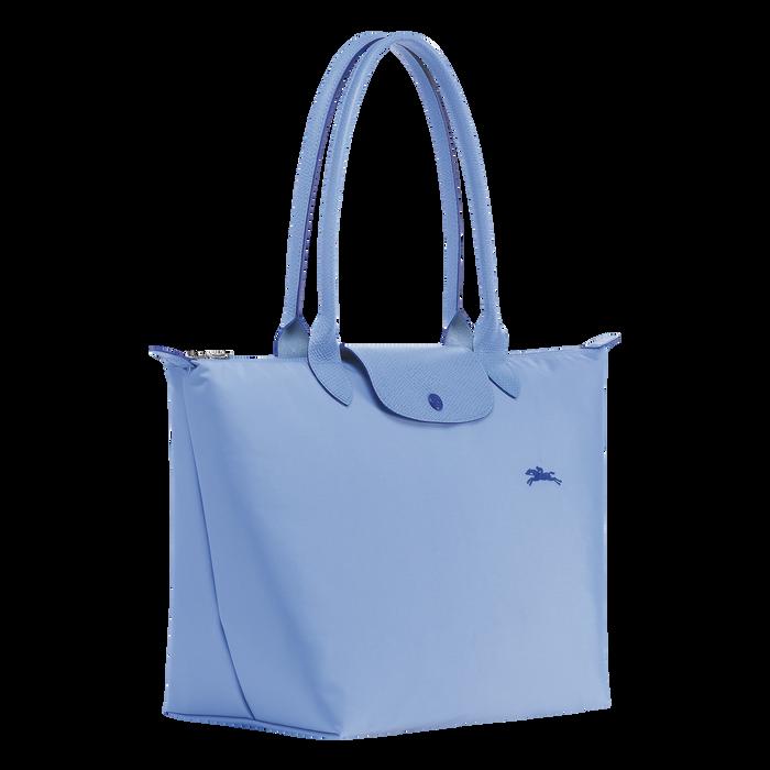 Shoulder bag L, Blue, hi-res - View 2 of 4