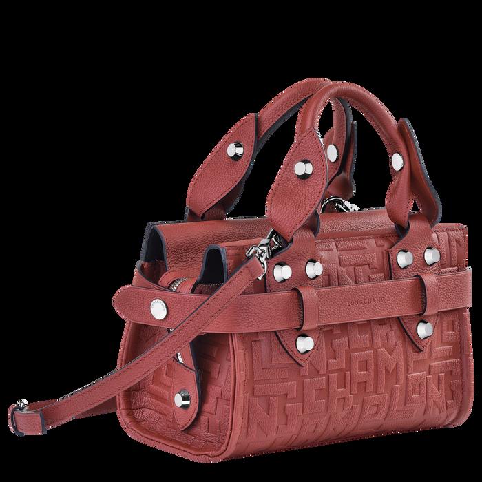 Handtasche S, Ockerbraun - Ansicht 2 von 3 - Zoom vergrößern