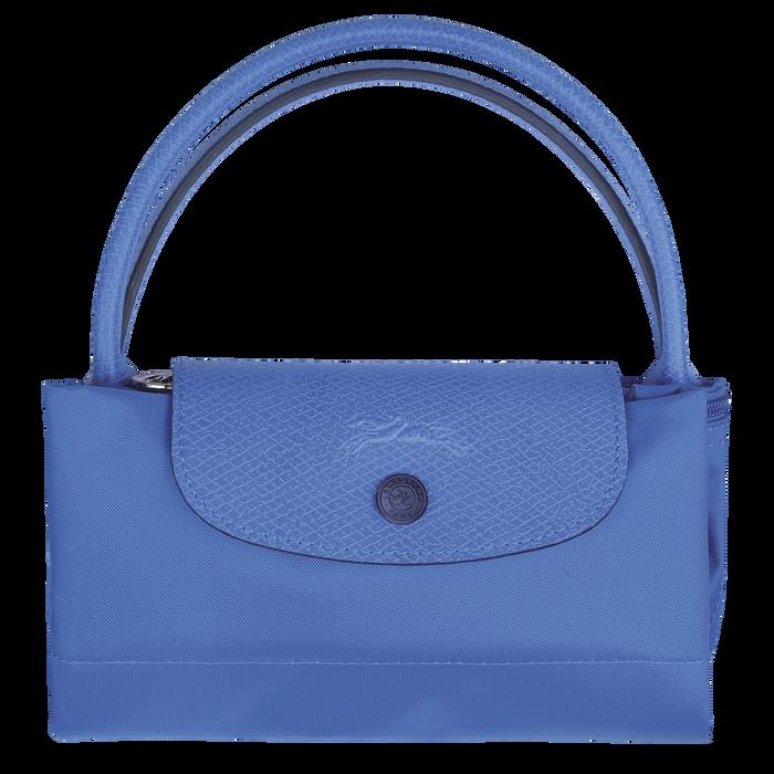 トップハンドルバッグ S, ブルー - ビュー 4: 4.0 - 拡大