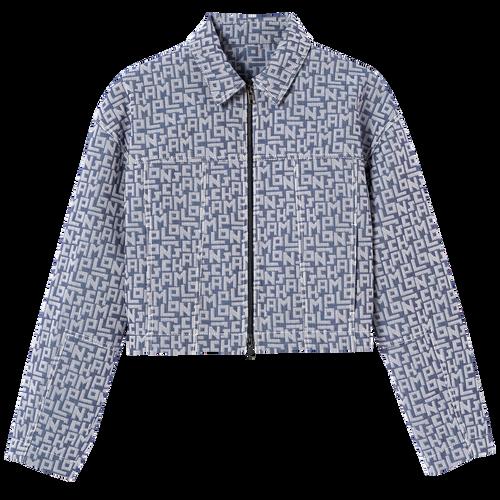 Collection Printemps/Été 2021 Short jacket, Blue