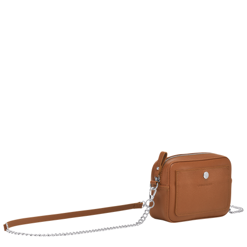 Crossbody bag, Caramel, hi-res - View 2 of 3